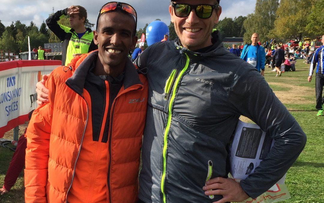Race report Lidingöloppet 2016